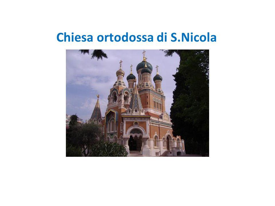 Chiesa ortodossa di S.Nicola