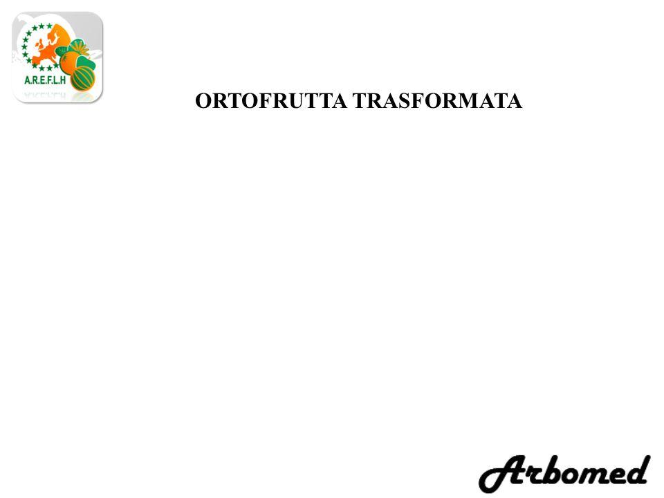 ORTOFRUTTA TRASFORMATA
