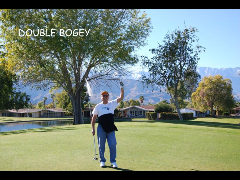 DOUBLE BOGEY