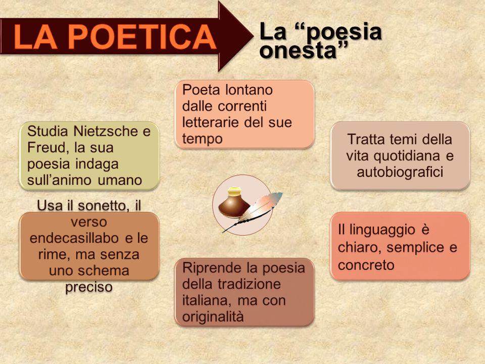 """La """"poesia onesta"""""""