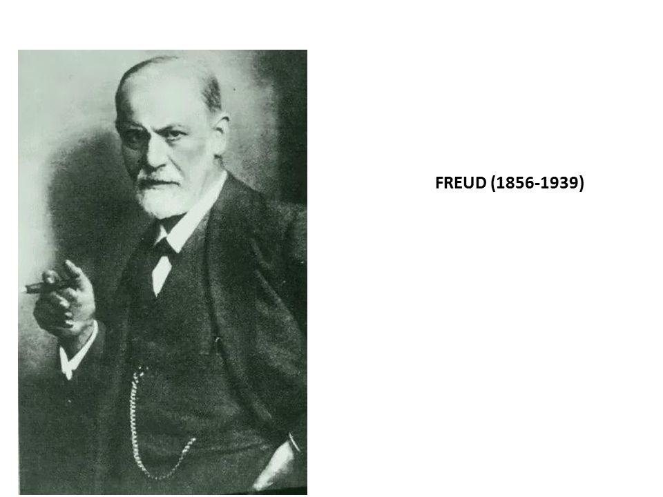 FREUD (1856-1939)