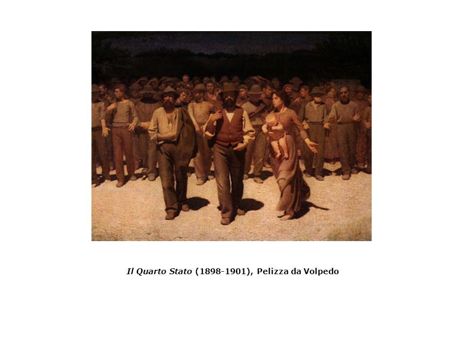 Il Quarto Stato (1898-1901), Pelizza da Volpedo