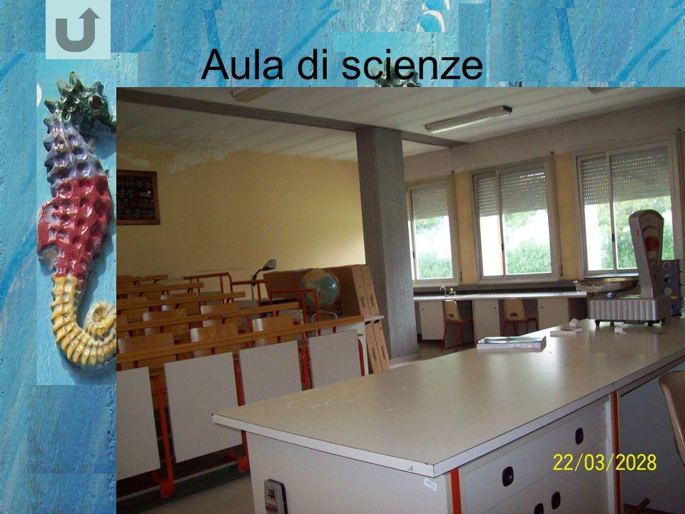 Aula di scienze
