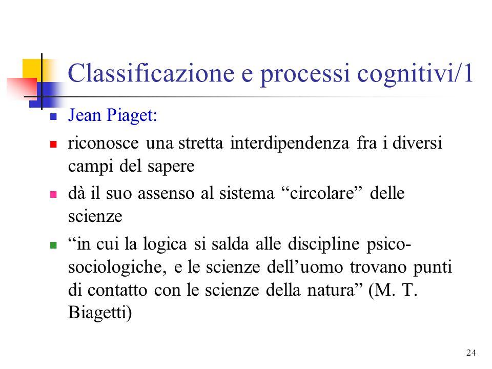 """23 Classificazione e antropologia/2 Lévy-Strauss individua nei meccanismi logici di natura binaria il criterio principe con cui poter """"classificare e"""