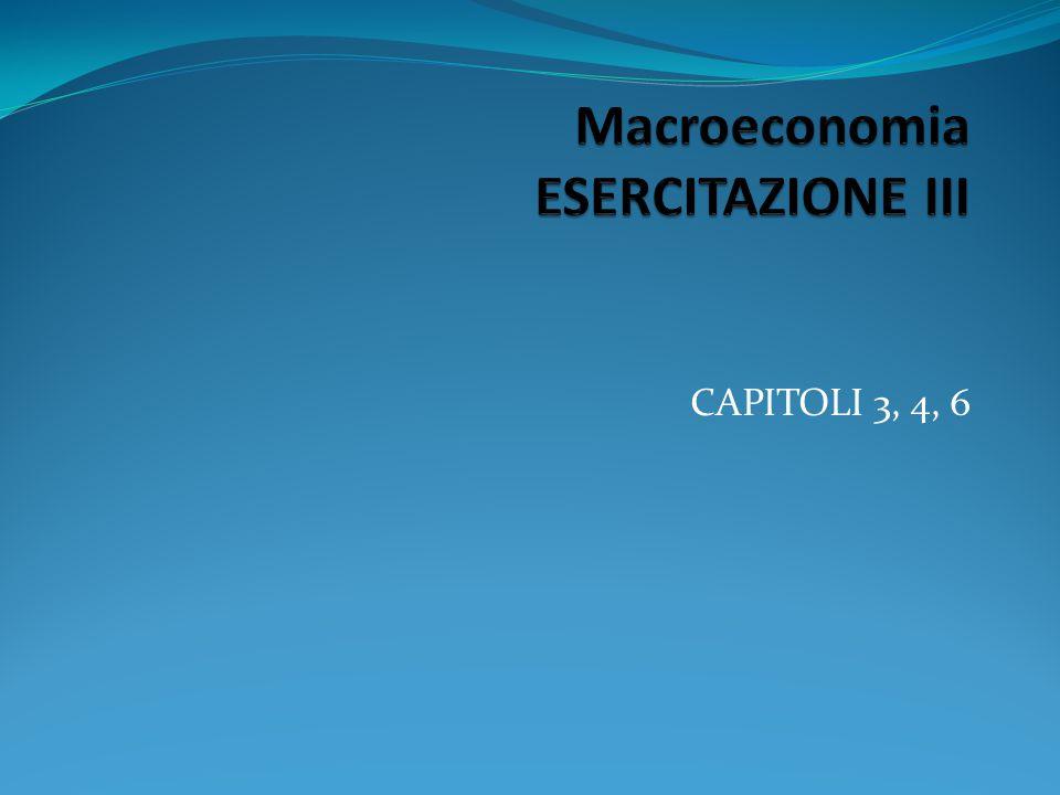 CAPITOLI 3, 4, 6