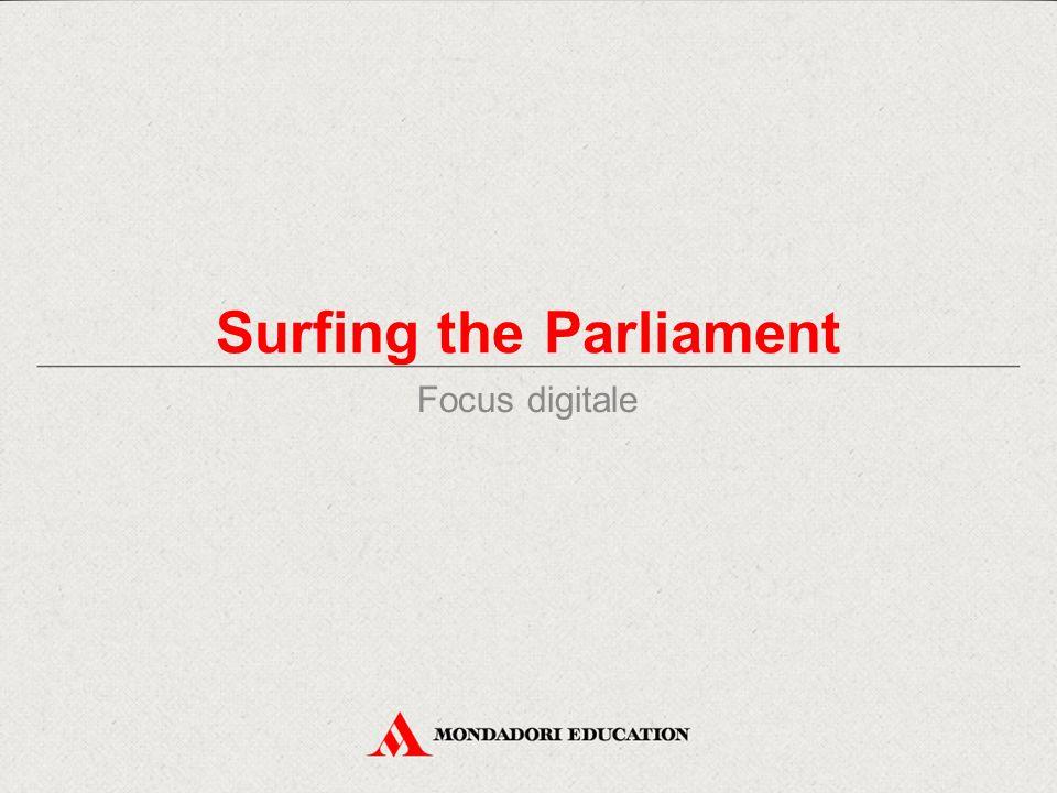 Surfing the Parliament Focus digitale
