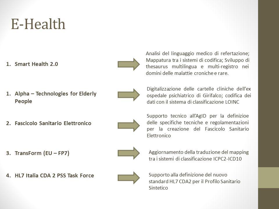 Prospettive Partecipazione a progetti ENVIRONMENT – LIFE Programme (n.6) Allineamento e/o definizione di risorse semantiche nel dominio dell'ambiente Horizon2020 ERA-PLANET: THE EUROPEAN NETWORK FOR OBSERVING OUR CHANGING PLANET (ERA-NET Cofund: H2020-SC5-2014-2015) Interoperabilità semantica Proposte progettuali Approccio combinato alla gestione della conoscenza