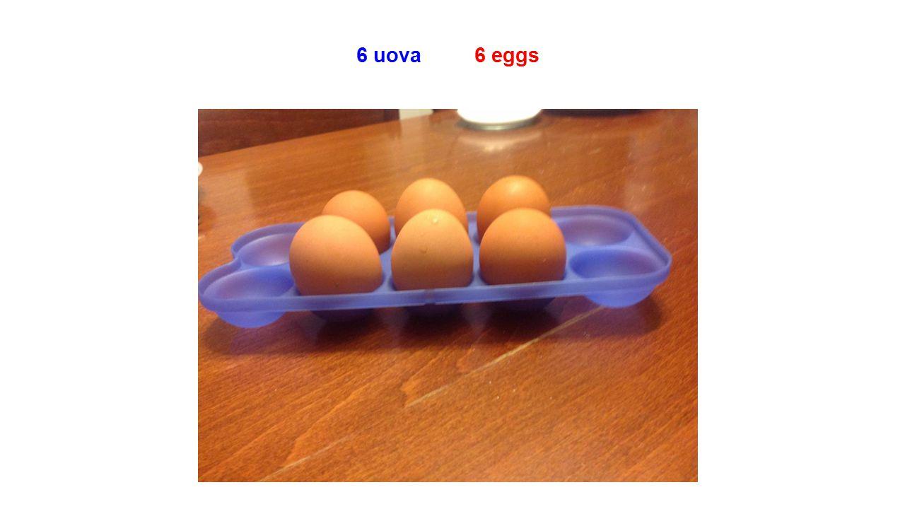 Aggiungere acqua, caffè, burro a pezzettini e uova Add water, coffee, butter in pieces and eggs