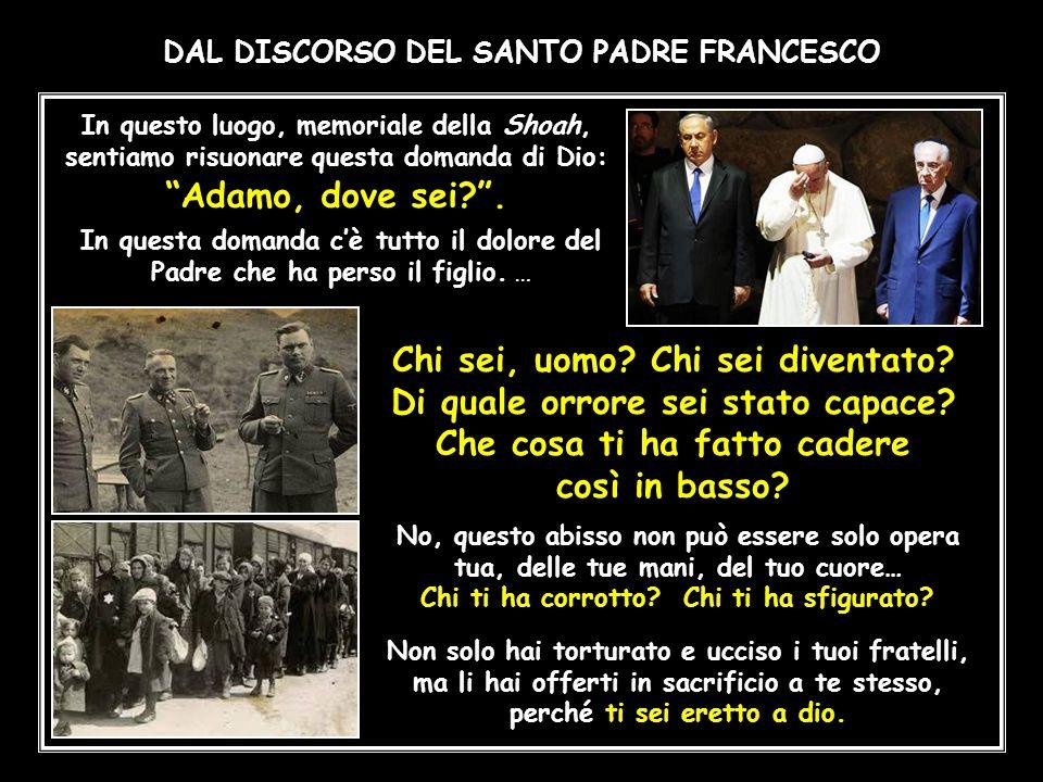 FINE dei video in pps del Pellegrinaggio di Papa Francesco in Terra Santa – Maggio, 2014.