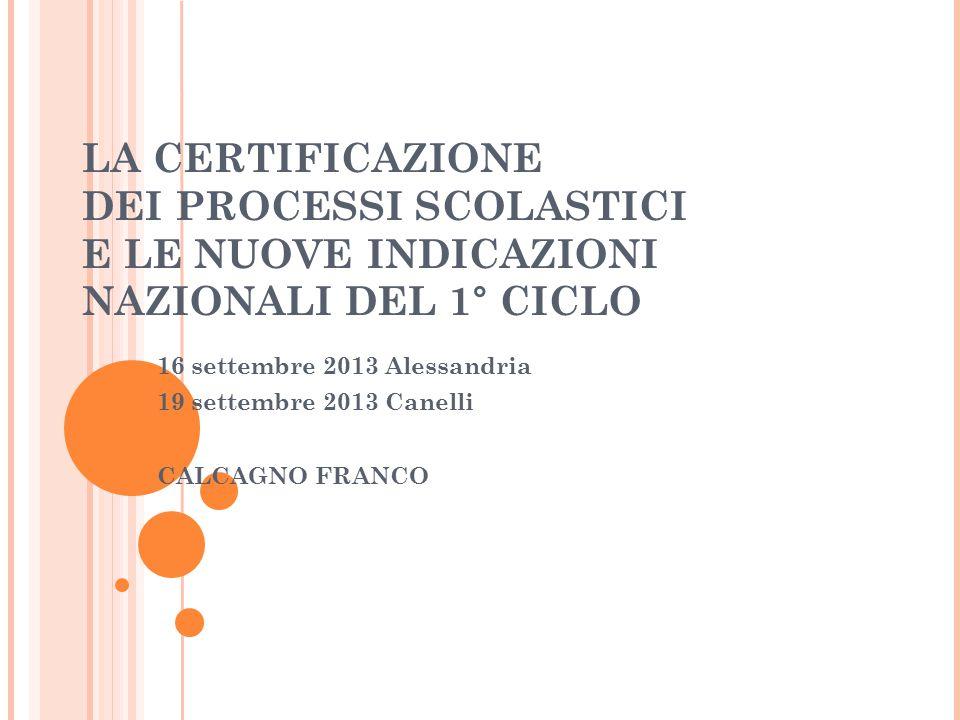 CERTIFICATI E ATTESTATI Come sinonimi di certificato e certificazione sono usati anche i termini attestato e attestazione.