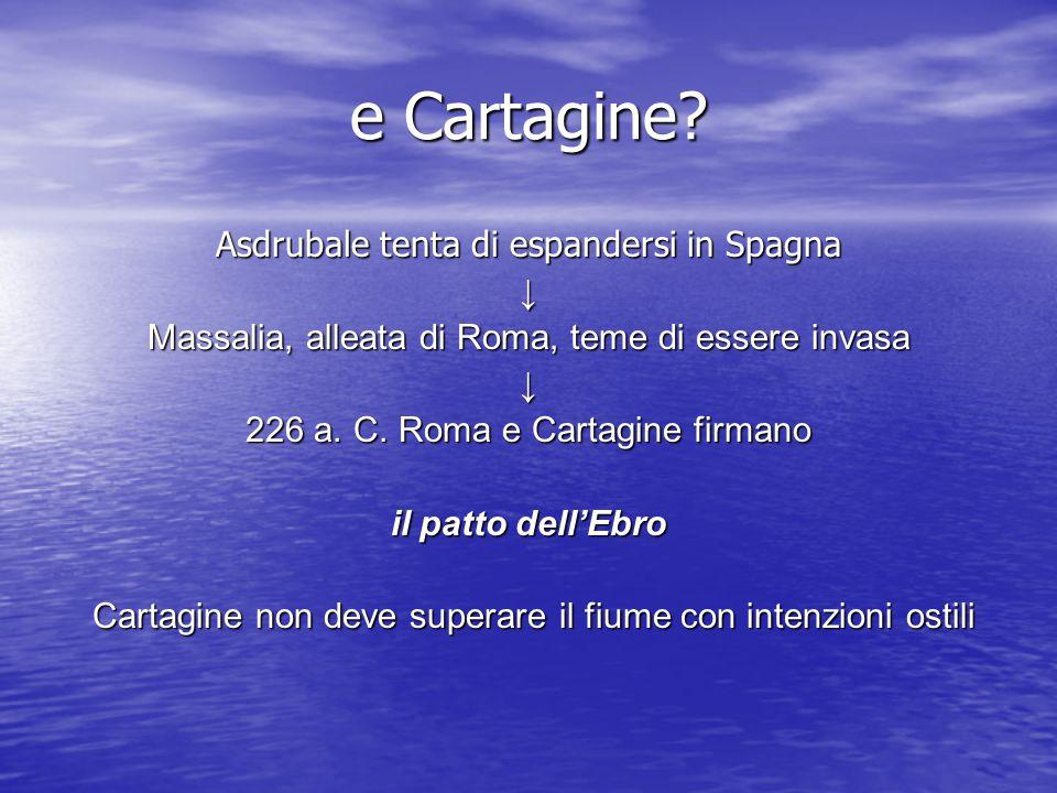 e Cartagine.