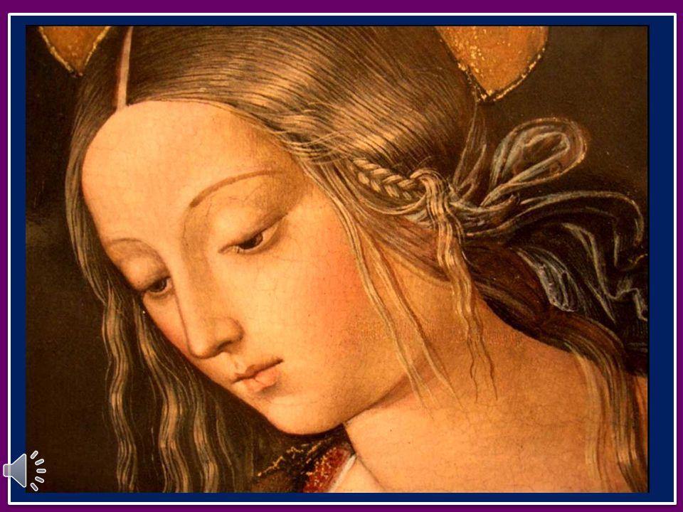 Invochiamo la Vergine Maria, affinché ci aiuti ad ascoltare e seguire sempre il Signore Gesù, fino alla passione e alla croce, per partecipare anche alla sua gloria.