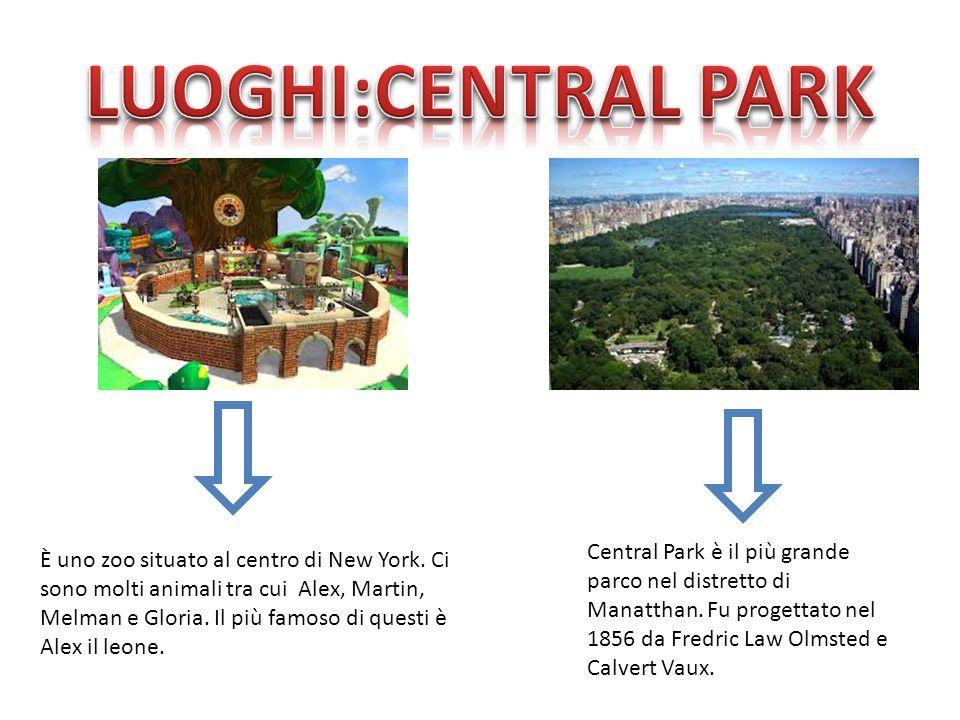È uno zoo situato al centro di New York.