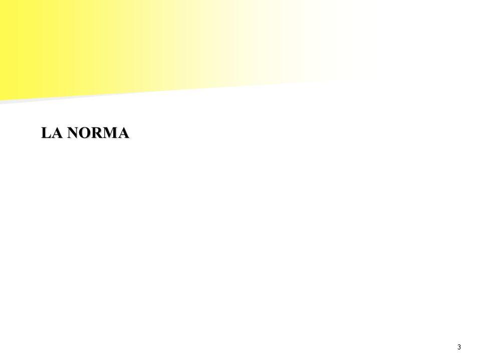 33 LA NORMA