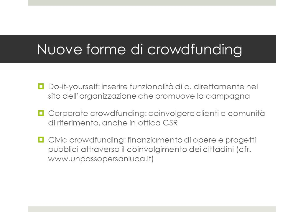 Kickstarter.