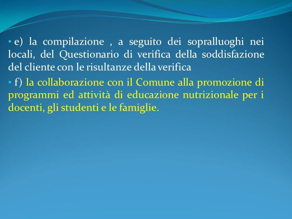 Gruppo di lavoro Neriana Ferri - dietista Comune Faenza Dott.
