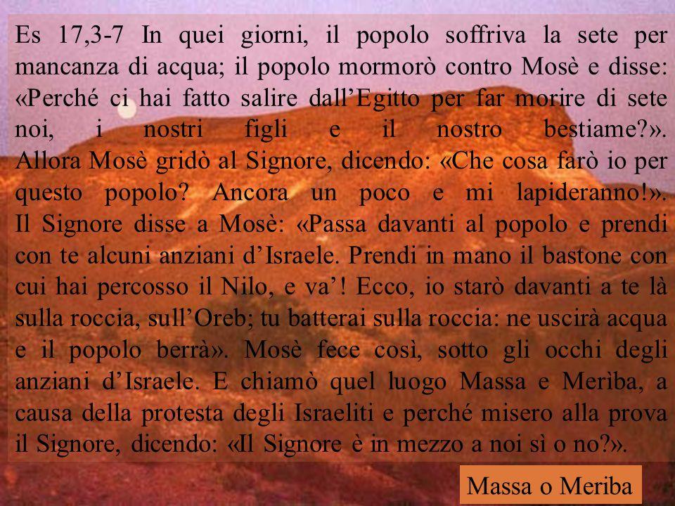 Anno A Terza Domenica di QUARESIMA Terza Domenica di QUARESIMA Domenica 27 marzo 2011 Musica: Liturgia Melkita IV sec.