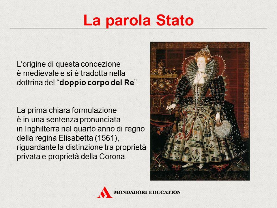 L'origine di questa concezione è medievale e si è tradotta nella dottrina del doppio corpo del Re .