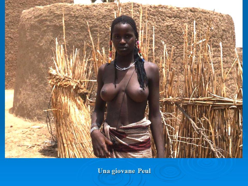 Una giovane Peul