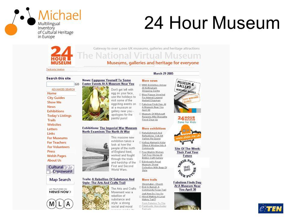 24 Hour Museum