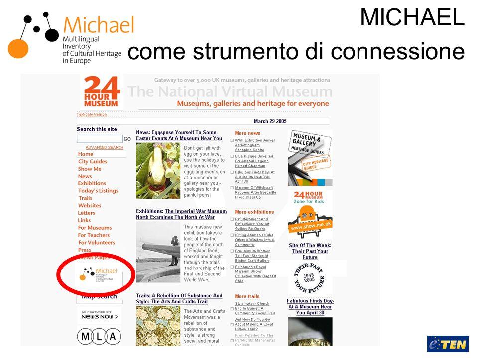 MICHAEL come strumento di connessione