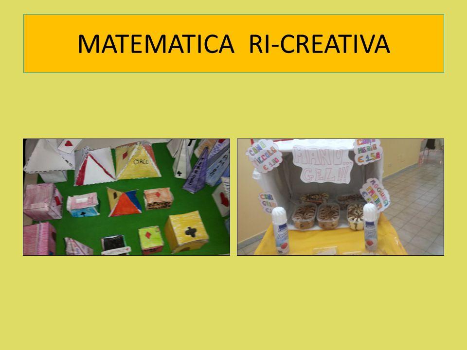 MATEMATICA RI-CREATIVA