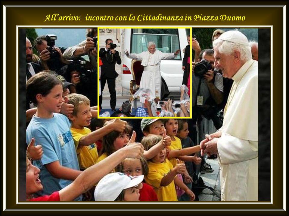 Visita Pastorale all Arcidiocesi di Milano e VII Incontro Mondiale delle Famiglie (1-3 giugno 2012)