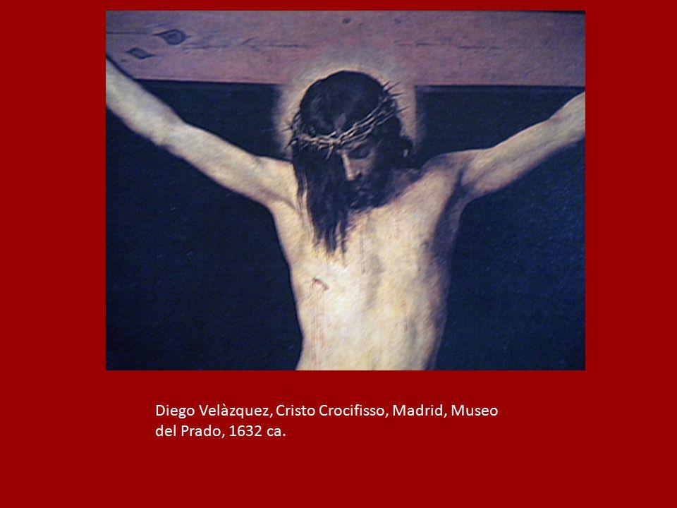 Diego Velàzquez, Cristo Crocifisso, Madrid, Museo del Prado, 1632 ca.
