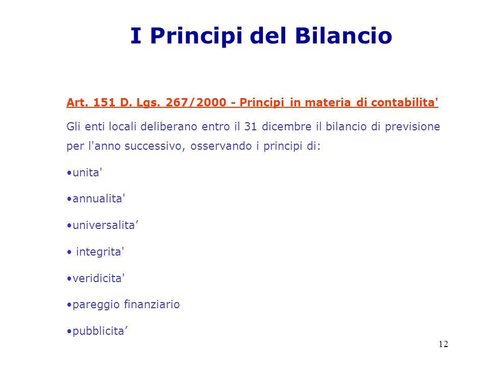 12 Art. 151 D. Lgs.
