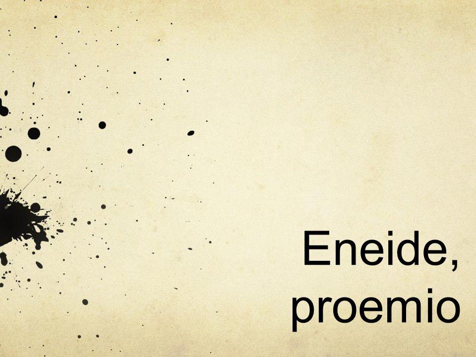 Eneide, proemio