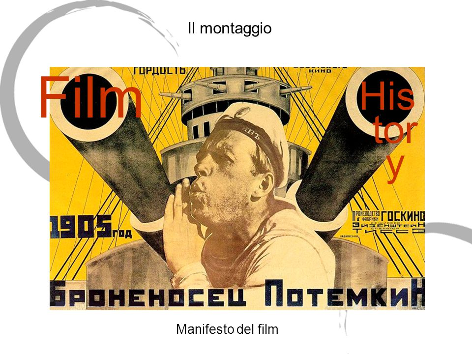 Film Manifesto del film His tor y