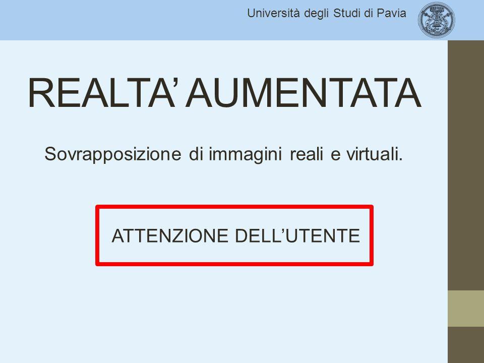 Università degli Studi di Pavia STRUMENTI INDOSSABILI Non richiedono attenzioni e vengono usati in modo elementare ed intuitivo.