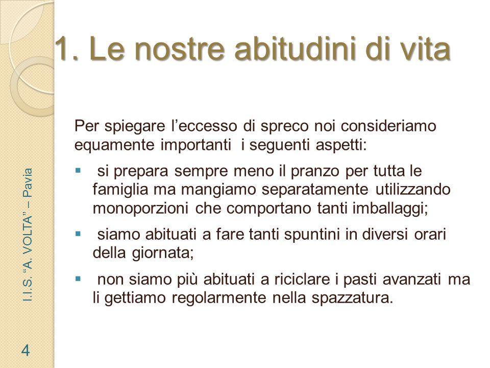 GRAZIE PER L'ATTENZIONE! I.I.S. A. VOLTA – Pavia