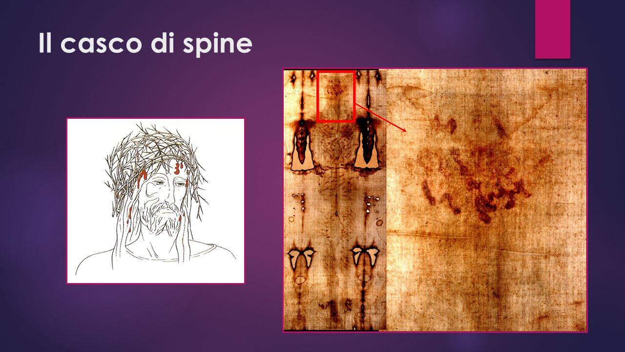 Il casco di spine
