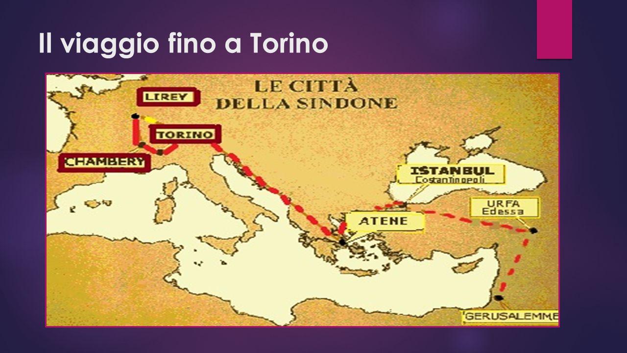 Il viaggio fino a Torino