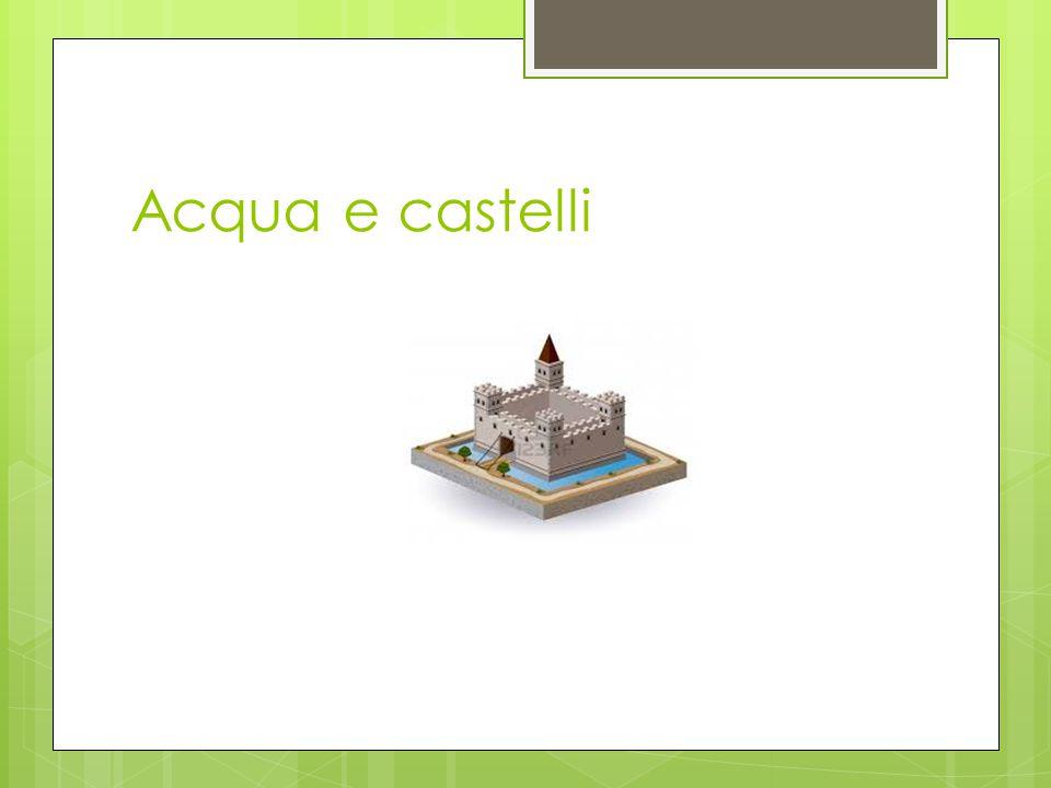 Acqua e castelli