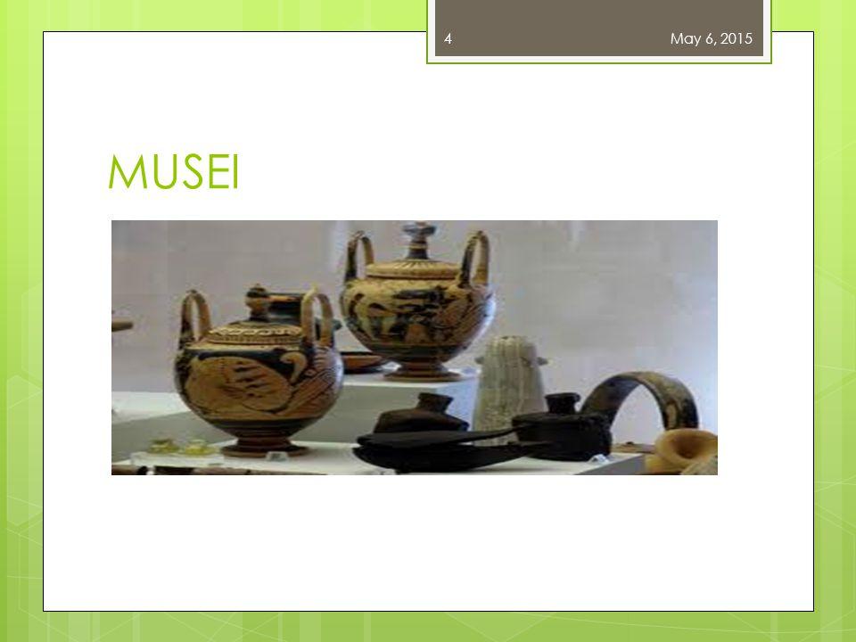 MUSEI May 6, 20154