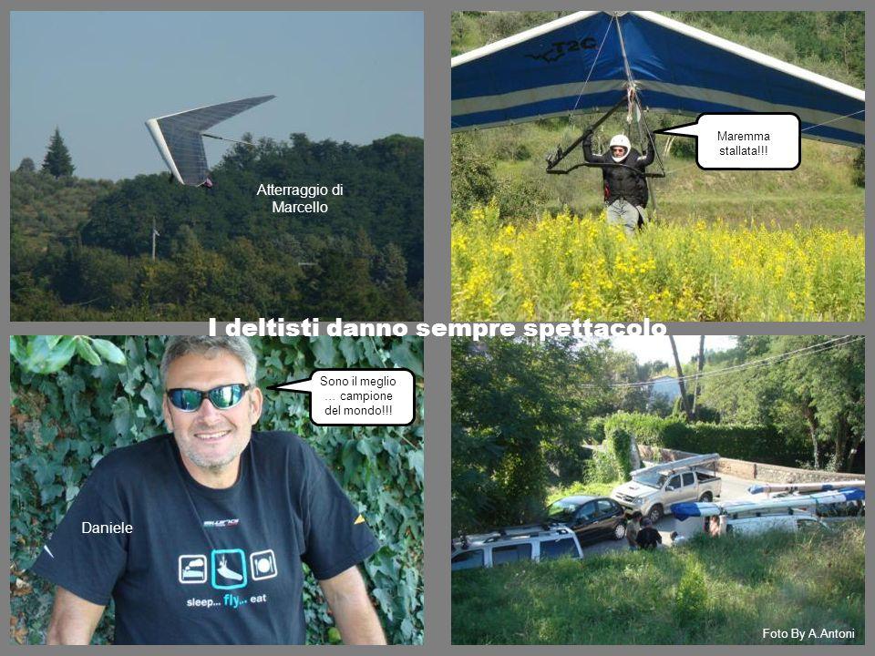 Daniele Atterraggio di Marcello Foto By A.Antoni I deltisti danno sempre spettacolo Sono il meglio … campione del mondo!!.