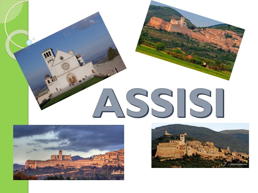 ASSISI L'umbra Assisi, sorta in prossimità del territorio degli Etruschi, non rimase estranea all'influenza di questi.
