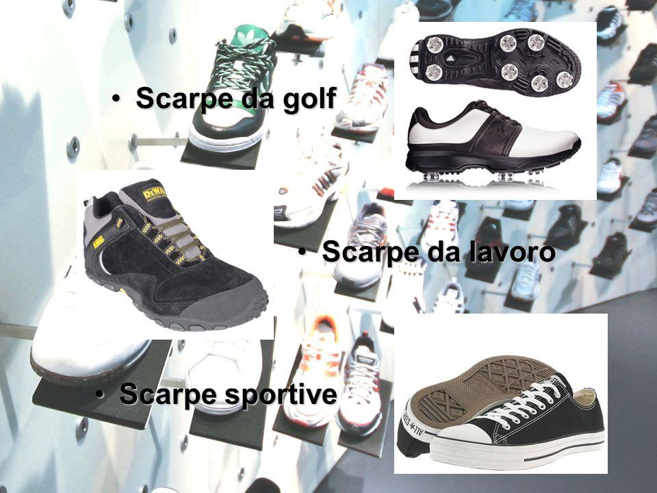 Scarpe sportiveScarpe sportive Scarpe da lavoroScarpe da lavoro Scarpe da golfScarpe da golf