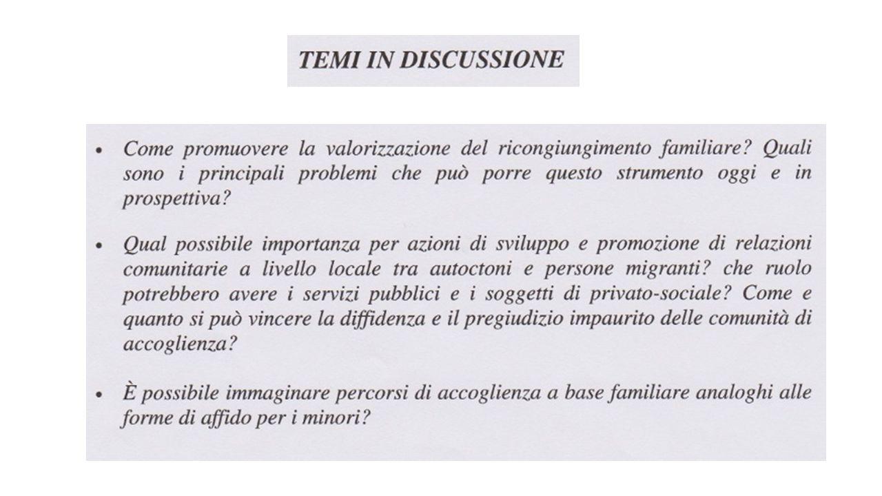 Rapporto Famiglia CISF 2014: Le famiglie di fronte alle sfide dell'immigrazione Francesco Belletti, Direttore CISF, Presidente Forum Nazionale Associazioni Familiari
