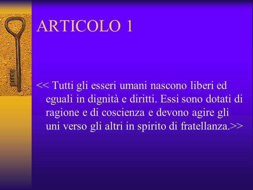 ARTICOLO 1 >