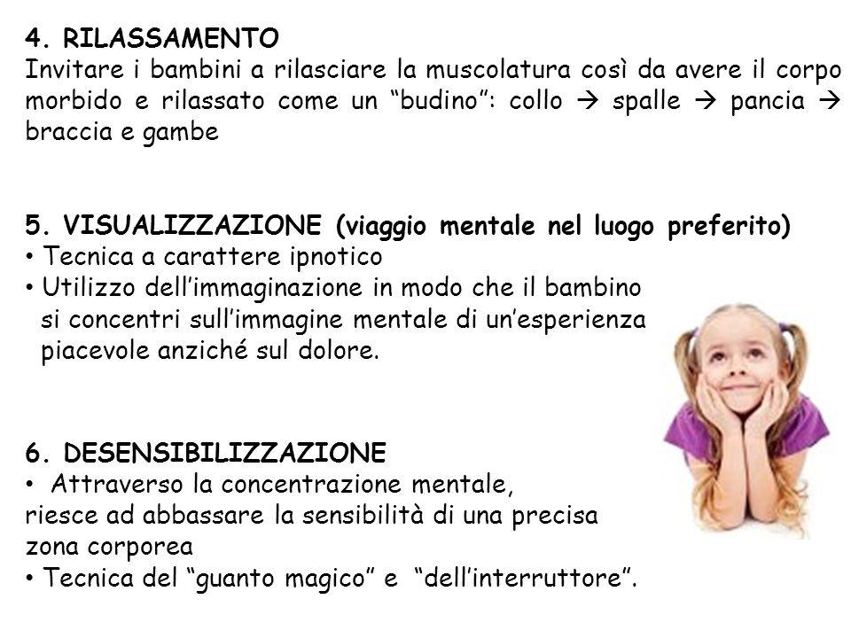"""4. RILASSAMENTO Invitare i bambini a rilasciare la muscolatura così da avere il corpo morbido e rilassato come un """"budino"""": collo  spalle  pancia """