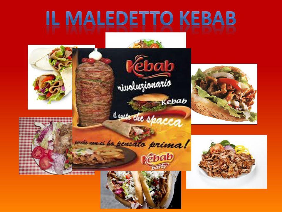 L origine del kebab è legata alla poca disponibilità di combustibile per la cottura in molte zone in Oriente, che ha reso difficoltosa la cottura dei cibi di grandi dimensioni, mentre per le economie urbane era più facile ottenere piccoli pezzi di carne in una macelleria.