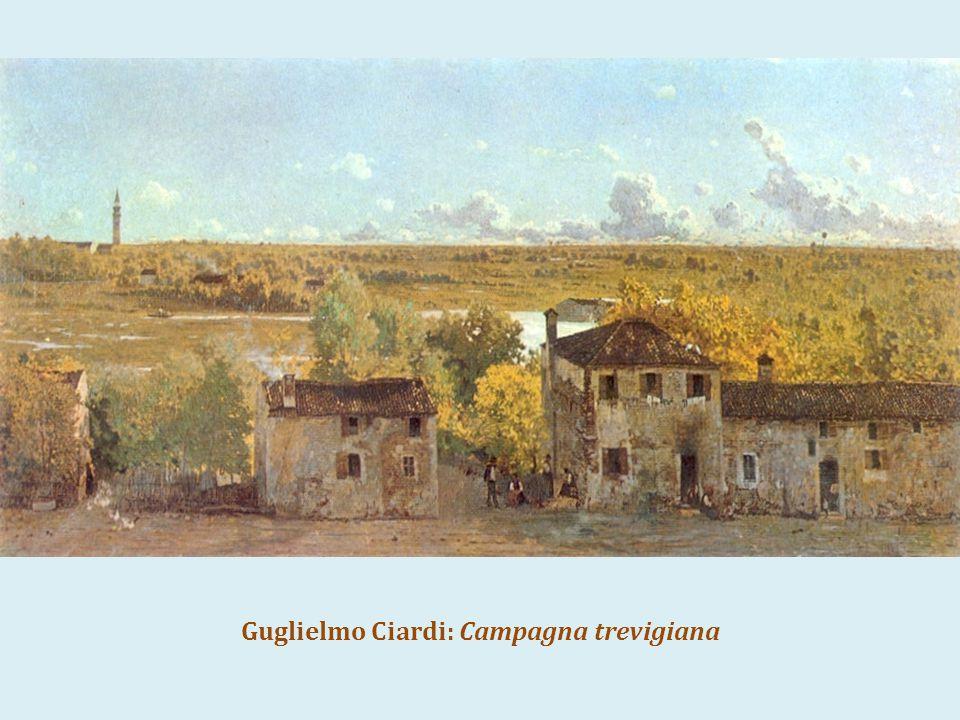Guglielmo Ciardi: Campagna trevigiana