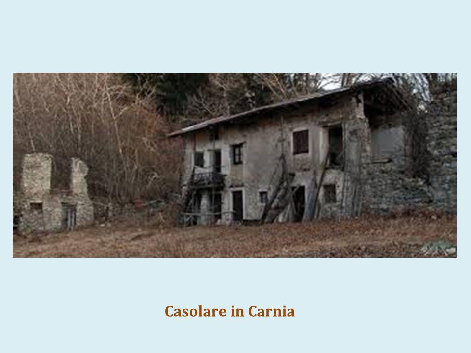 Casolare in Carnia