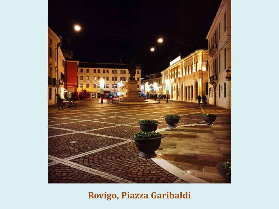 Rovigo, Piazza Garibaldi