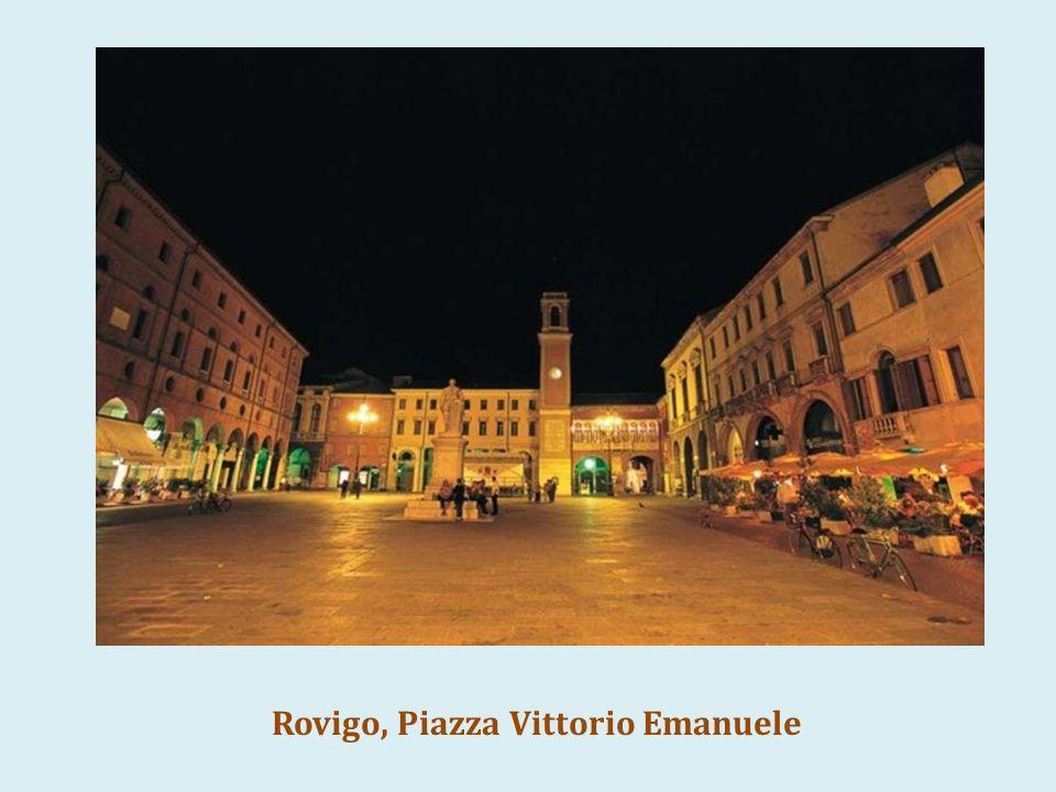 Rovigo, Piazza Vittorio Emanuele