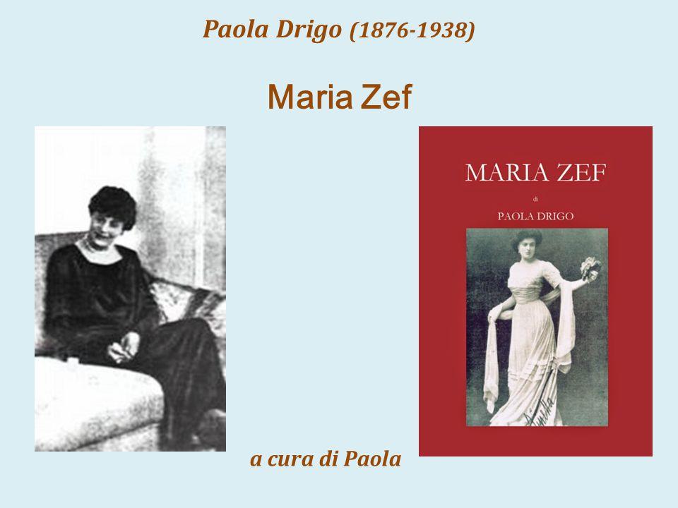 Paola Drigo (1876-1938) a cura di Paola Maria Zef
