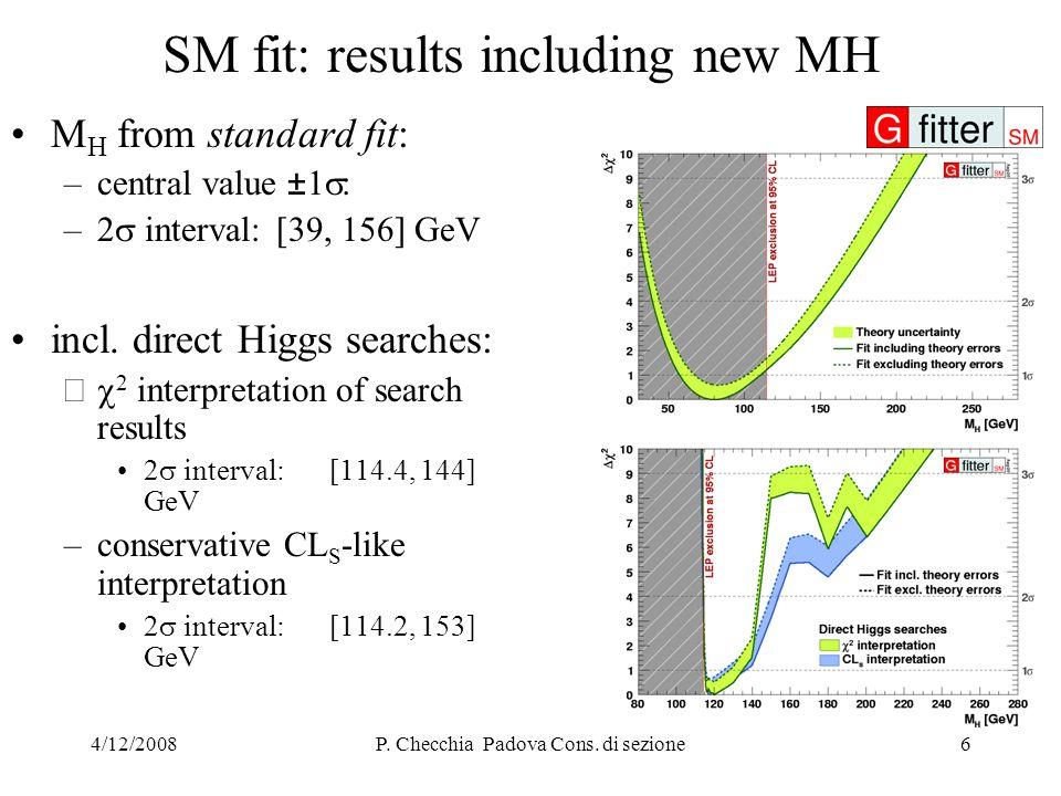 37 Conclusioni I tagli sono pesanti ma i loro effetti potrebbero non essere importanti nel caso (malaugurato) LHC non dovesse accendere i motori presto…..